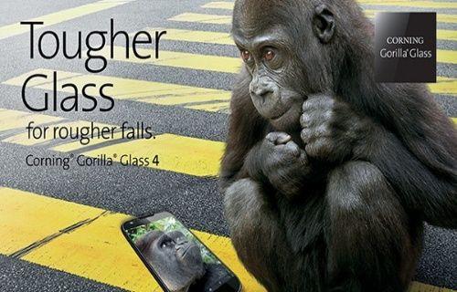Corning Gorilla Glass 4 test edildi! Video