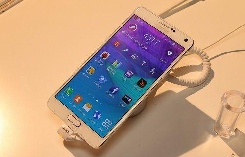 Galaxy Note 4 için istikrar güncellemesi yayınlandı