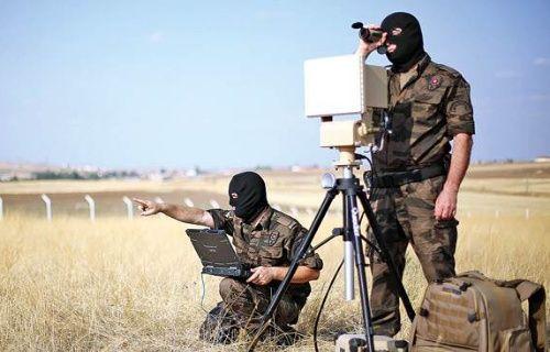 Yerli üretim Retinar PTR isimli radar, insanları tanıyabiliyor!