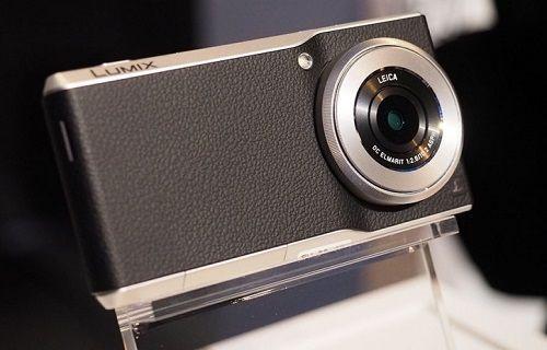 Panasonic'in kamera odaklı telefonu DMC-CM1'e yoğun ilgi var