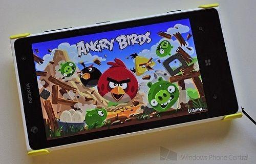 Tüm Angry Birds Windows Phone yapımları şimdi ücretsiz
