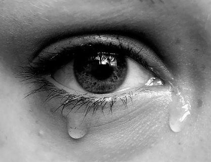 Gözyaşındaki inanılmaz ayrıntı
