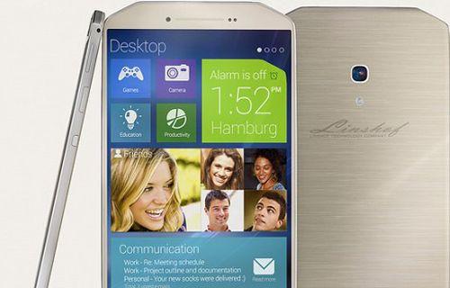 Alman yapımı Linshof i8 akıllı telefon fiyatı ile şaşırtıyor
