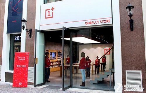 OnePlus ilk fiziksel mağazasını açıyor