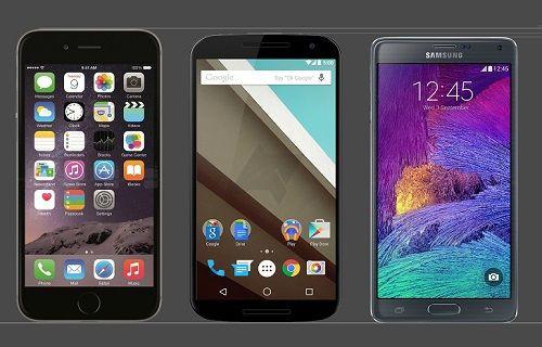 Galaxy Note 4-iPhone 6 Plus ve Nexus 6'nın kameraları karşılaştırıldı