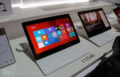 LG'den iddialı bir tablet gelebilir