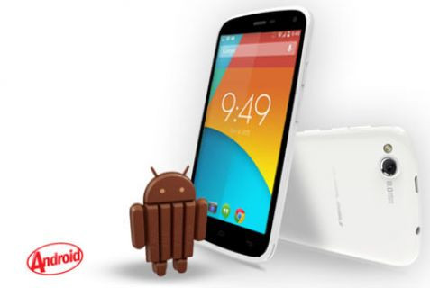 Müjde! General Mobile Discovery'e Android 4.4 KitKat geldi!