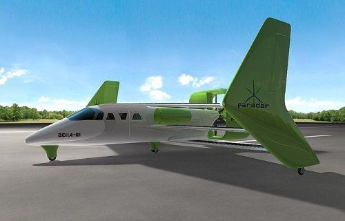 Üç kanatlı biyodizel yakıt sistemli uçak Kickstarter'da destek arıyor