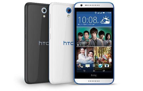 HTC'nin yeni telefonu Desire 620 artık resmi!