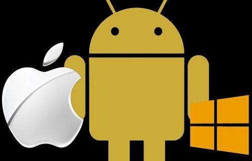 Analiz: Android ve iOS düşüşte, Windows Phone ise yükselişte olacak