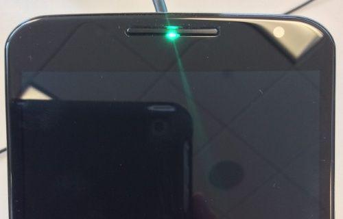 Google Nexus 6'da bulunan gizli LED ışığı nasıl etkinleştirilir?