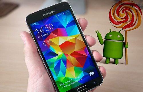 Android 4.4.2 ve Android 5.0 Yüklü Galaxy S5 karşılaştırması [Görüntülü]