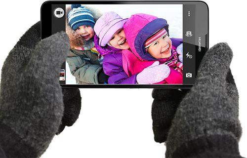 Eldivenle kullanabileceğiniz  10 akıllı telefon!