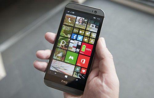 HTC Hima'nın Windows Phone sürümü de olacak