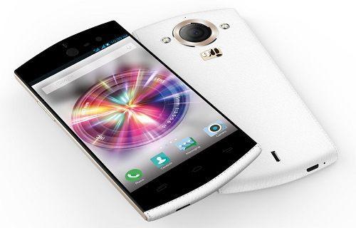 LED flaşlı 13MP ön kameralı bir telefon daha!