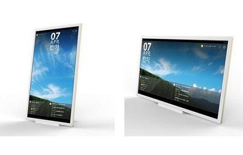 Toshiba'dan monitör olarak kullanılabilen Android tablet
