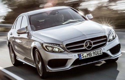 Yeni Mercedes C Class Coupe 2015 yılında geliyor