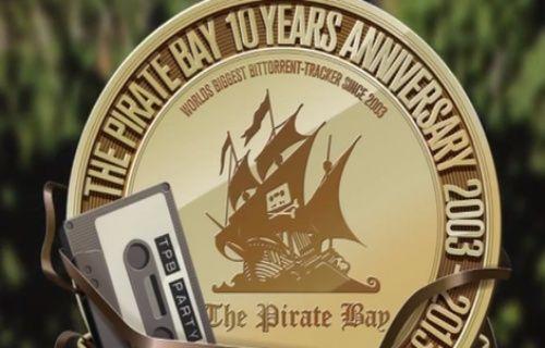 Ünlü Torrent sitesi The Pirate Bay'e kilit vuruldu!