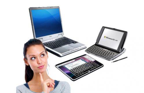 Tabletler Notebook'ları geçiyor!