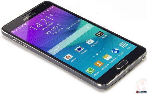 Snapdragon 810 işlemcili Galaxy Note 4 göründü