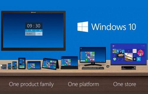 Microsoft, Windows 10 etkinliği için tarih verdi