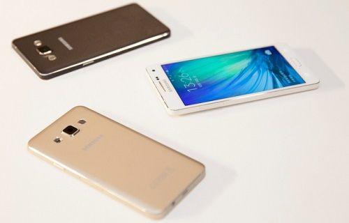 Galaxy A3 ve Galaxy A5 satışa sunuldu