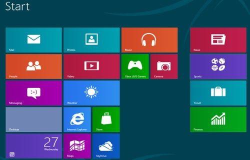 Windows 8'e Başlat-Start menüsü nerede, nasıl eklerim?