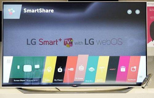 LG webOS 2.0'la çalışan TV'leri CES 2015'te görücüye çıkaracak