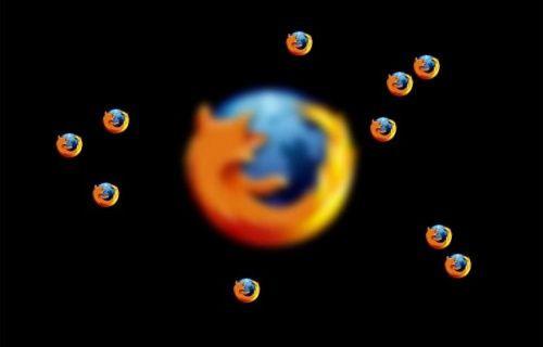 Firefox tarayıcı'da yeni sekmede google.com nasıl açılır?