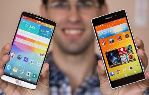LG G3 ve Xperia Z3'ün kameraları karşılaştırıldı