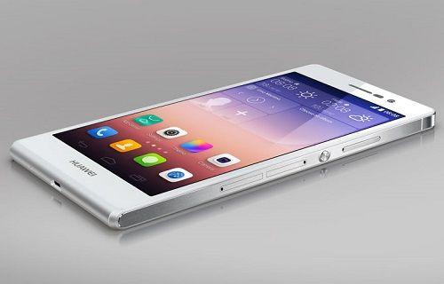 Huawei Ascend P8 cephesinden ilk görüntüler geldi