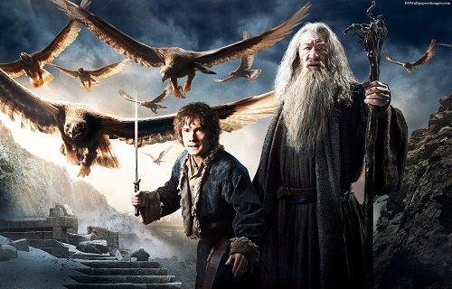 Sony, Xperia cihazlar için Hobbit teması yayınladı