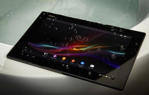 Rapor: Sony'den 12.9-inç ekranlı tablet hamlesi gelebilir