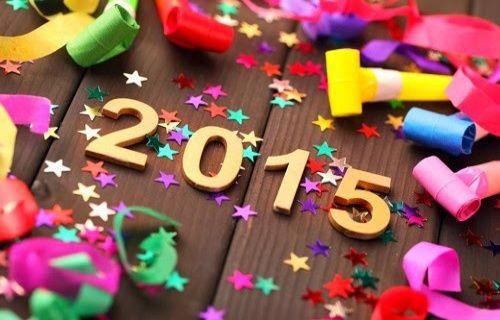 Yeni Yıl kutlama mesajları 2015