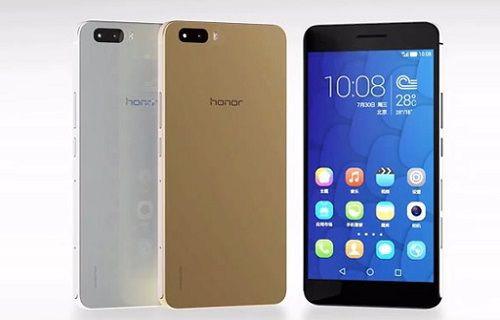 Çift kameralı Huawei Honor 6 Plus uluslararası arenada satışa sunuldu