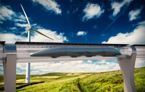 Elon Musk'ın ses hızındaki Hyperloop projesi gerçek oluyor!