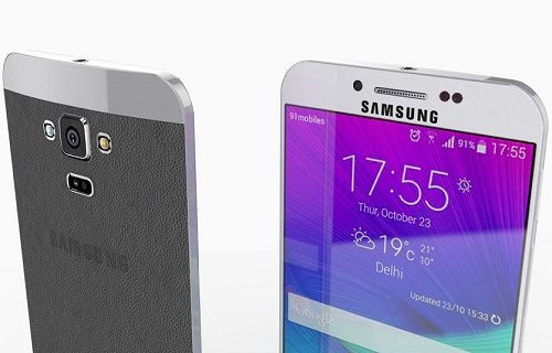 Samsung, Galaxy S6'da yepyeni  bir TouchWiz sunabilir