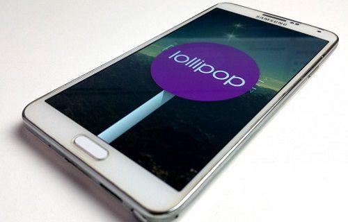 Galaxy Note 3 (N9005) için Android 5.0 Lollipop sızdırıldı [Yükleme talimatı]