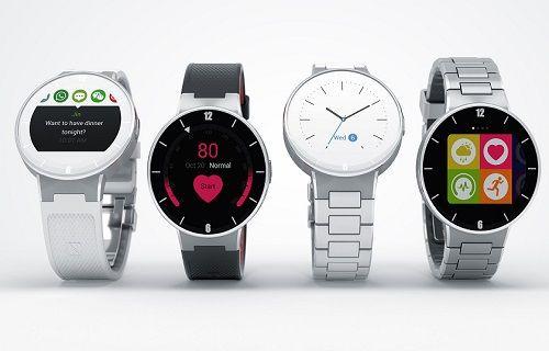 Alcatel ilk akıllı saatini gösterdi