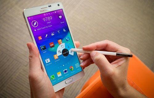 Galaxy Note 4 S-LTE'nin işlemci birimi netlik kazandı