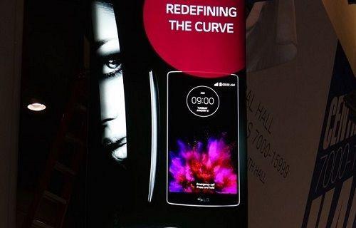 LG G Flex 2 ilk kez görüntülendi