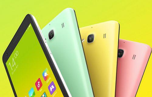 Xiaomi uygun fiyatlı Redmi 2'yi duyurdu