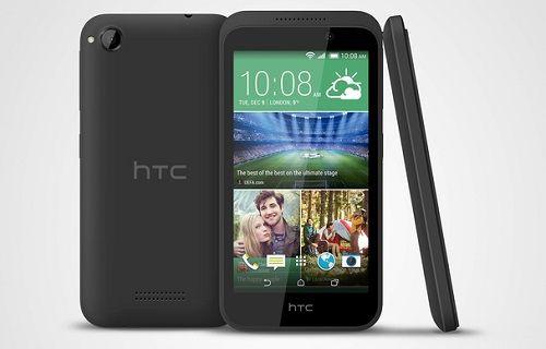CES 2015: HTC Desire 320 resmiyet kazandı