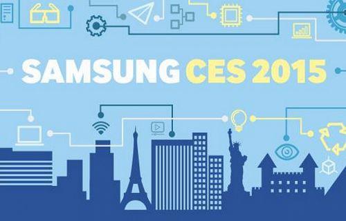 CES 2015: Samsung CES 2015'te neler tanıttı? [Video]