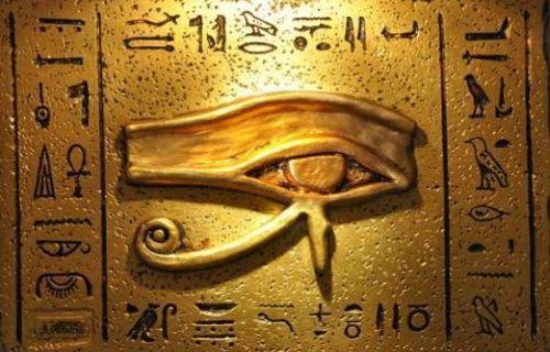 Ölüm tanrısı Osiris'in mezarı görüntülendi!