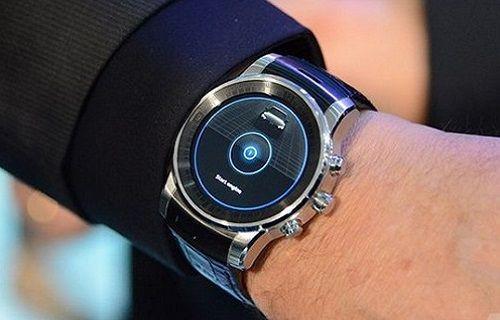 CES 2015: LG'nin yeni akıllı saati göründü