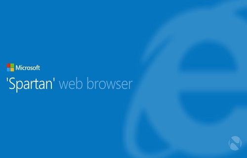 Microsoft'un yeni tarayıcısı Spartan sızdı