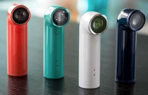 HTC RE kamera kullanıcıları YouTube üzerinden canlı yayın yapabilecek