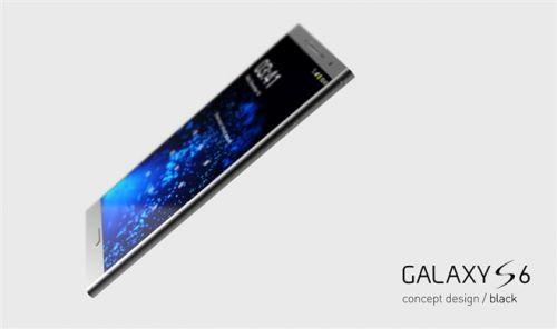 Galaxy S6 için süper bir konsept