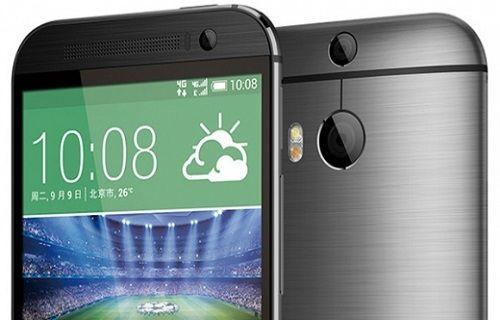 HTC One M8 Android 5.0 güncellemesinden yeni haberler var